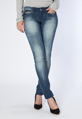 Calça Jeans Forum Strawberry Skinny Imperial Azul