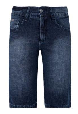 Bermuda Jeans Biotipo Unic Azul