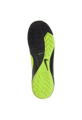 Chuteira Society Nike Mercurial Glide III TF Preta