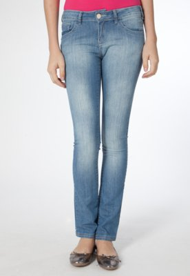 Calça Jeans Skinny Authentic Azul - M. Officer
