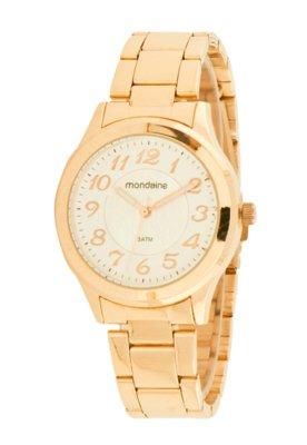 Relógio Mondaine 76271LPMERE2 Dourado