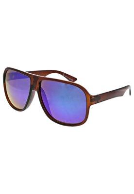 Óculos de Sol Fresh Color Marrom - Lemon Grove
