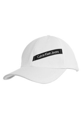 Boné Calvin Klein Rasta Branco
