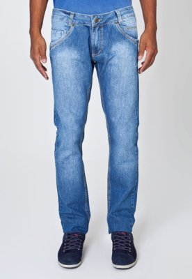 Calça Jeans Sawary Style Azul