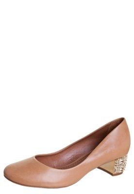 Sapato Scarpin Carrano Vanille Bege