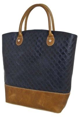 Bolsa Sacola Capodarte Basic Azul