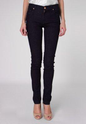 Calça Jeans 7 For all Mankind Slim Roxanne Azul