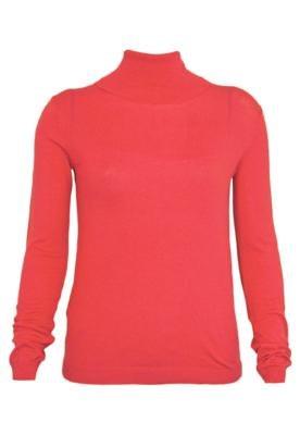 Blusa MNG Barcelona Jersey Dancer Vermelha