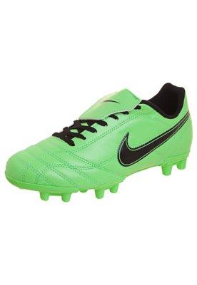 Chuteira Campo Infantil Nike Jr Egoli FG Verde