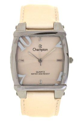 Relógio Champion CH25641D Prata