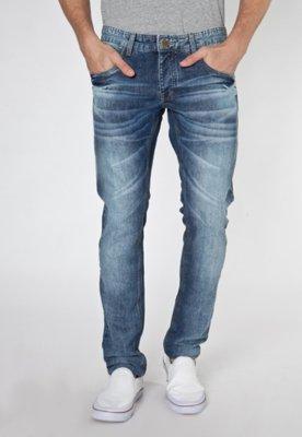 Calça Jeans Sawary Skinny Urban Azul