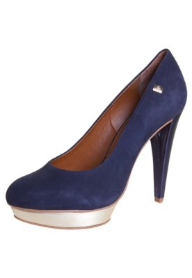 Sapato Scarpin Original Azul - Loucos e Santos
