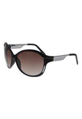 Óculos de Sol FiveBlu Metal Textura Preto
