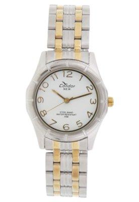 Relógio Condor KT75438/B Prata