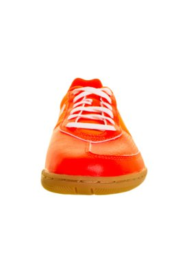 Chuteira Futsal Nike 5 Davinho Laranja
