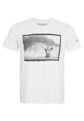 Camiseta Billabong Parko Champion Branca