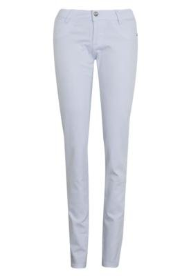 Calça Sawary Skinny Style Branca