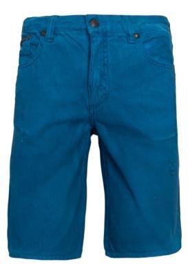 Bermuda Calvin Klein Jeans Color 5 PKTS Azul