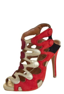 Sandália Colcci Vermelha