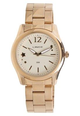 Relógio Lince LRGK005L C2KX Dourado