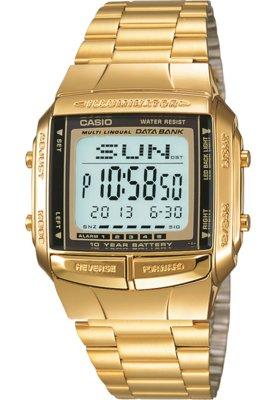 Relógio DB360G9ADF Dourado - Casio