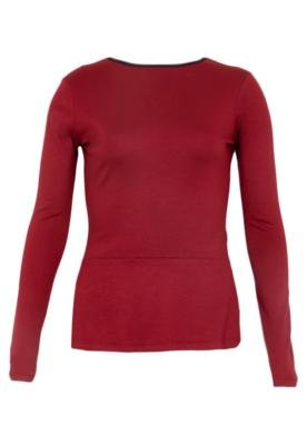 Blusa Sommer Rolly Vermelha
