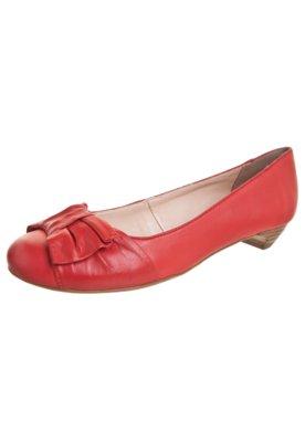 Sapato Scarpin Bottero Saltinho Laço Vermelho