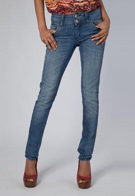 Calça Jeans Skinny Fatima Azul - Colcci