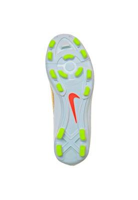 Chuteira Campo Nike JR Mercurial Victory IV CR FG EMB Branca