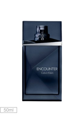 Eau de Toilette Encounter 50ml - Perfume - Calvin Klein Frag...