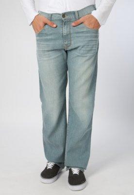 Calça Jeans Reta Ellus Laguna Azul