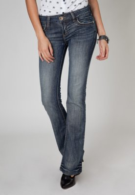Calça Jeans Colcci Rebites Azul