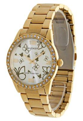 Relógio 3041145F Dourado - Backer