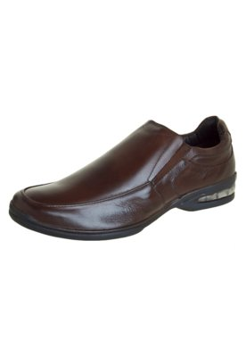 Sapato Lucca Salvatore Pegada Marrom