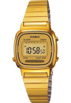 Relógio Casio A158WA-1DF Prata