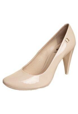 Sapato Scarpin Louco e Santos Verniz Nude - Loucos e Santos