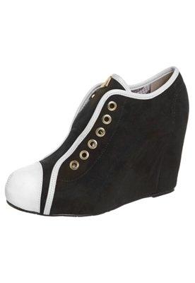 Ankle Boot Anny Preta - Miucha
