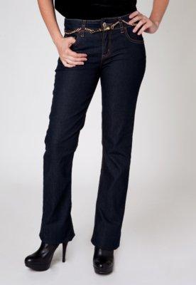 Calça Jeans Colcci Fatima Indigo Azul