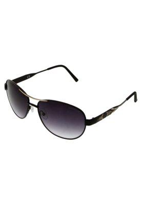 Óculos de Sol Lotus Arabescos Preto