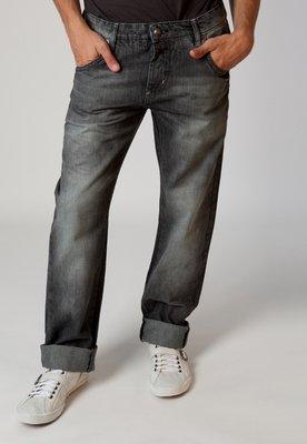 Calça Jeans Hall Bordado Preta - Coca Cola Clothing