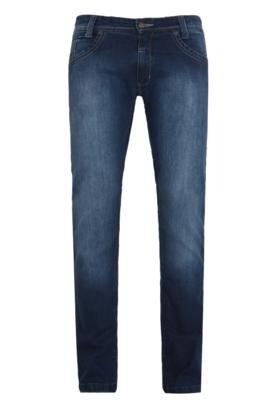 Calça Jeans Skinny Mandi Mark Azul
