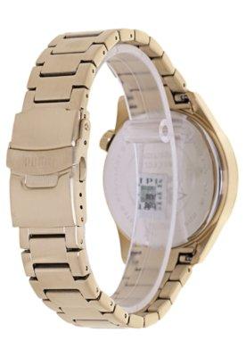 Relógio Puma Blink Metal Dourado