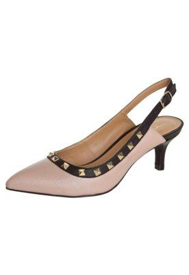 Sapato Scarpin Tabita Gala Nude