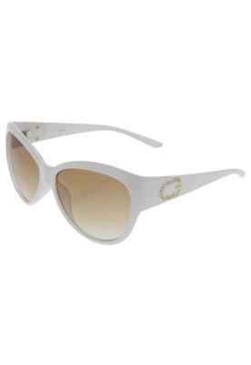 Óculos Solar Guess Authentic Branco