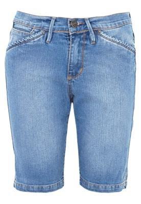 Bermuda Jeans Iódice Donna Azul - Iódice Denim