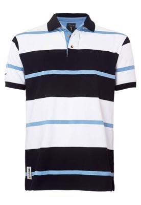 Camisa Polo Aleatory Zen Listra