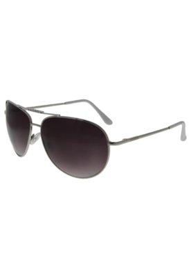 Óculos de Sol Details Prata - FiveBlu