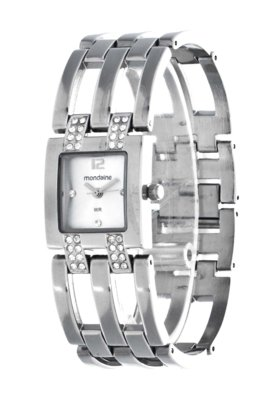 Relógio Mondaine 94390L0MNNM1 Prata