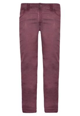 Calça Jeans Limits Color Vinho
