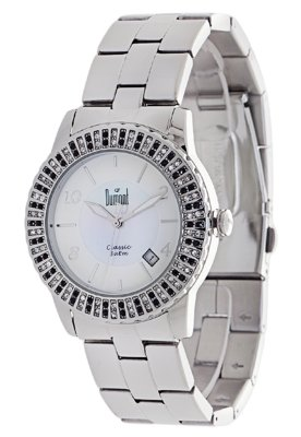 Relógio Dumont sp25338b Prata